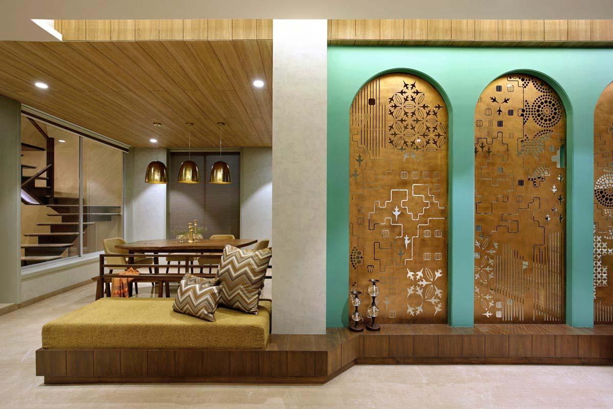 Prapti Residence / Usine Studio