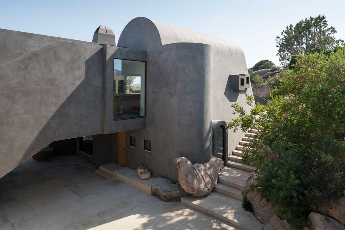 A House in Sardinia / Stera Architectures