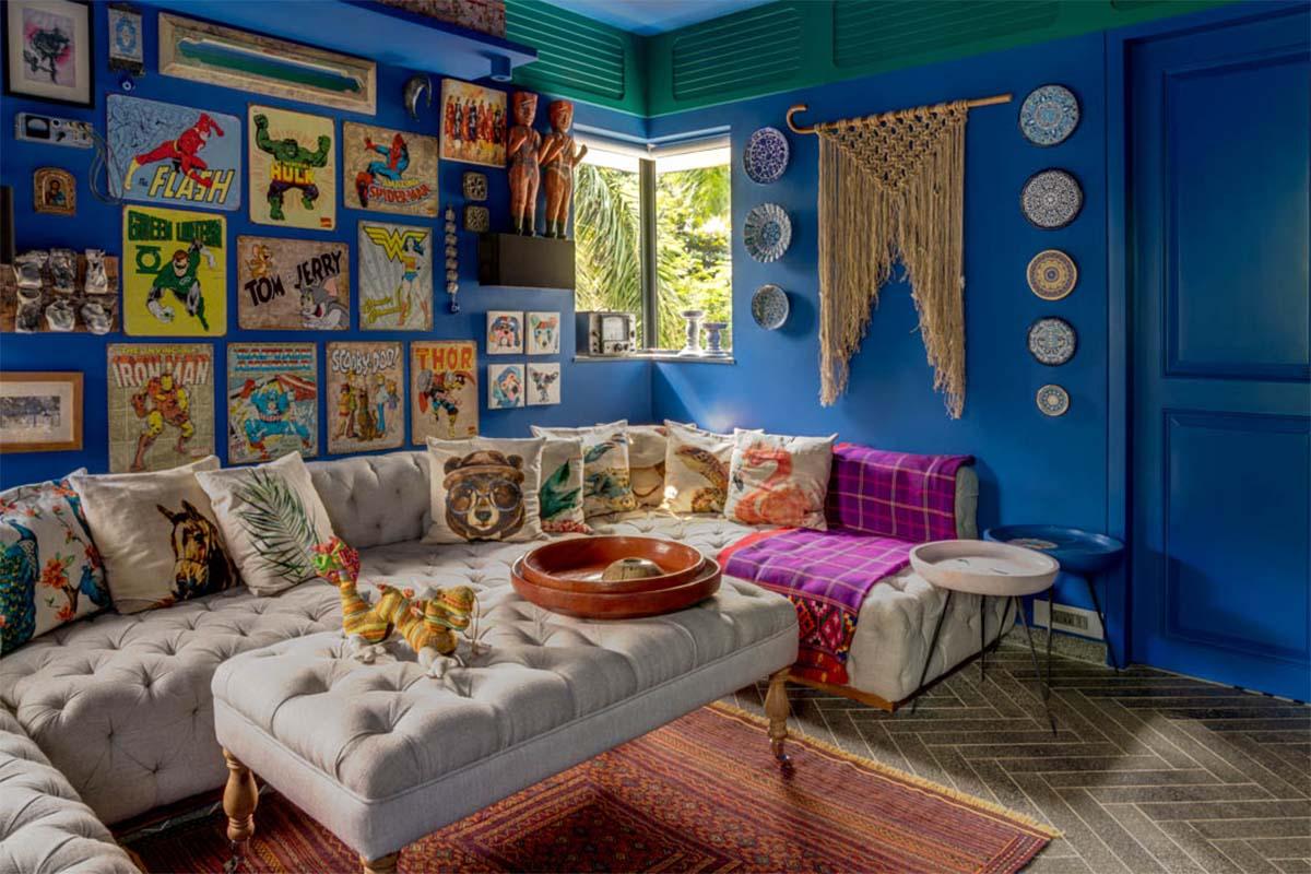 Art inspired Home / Shabnam Gupta
