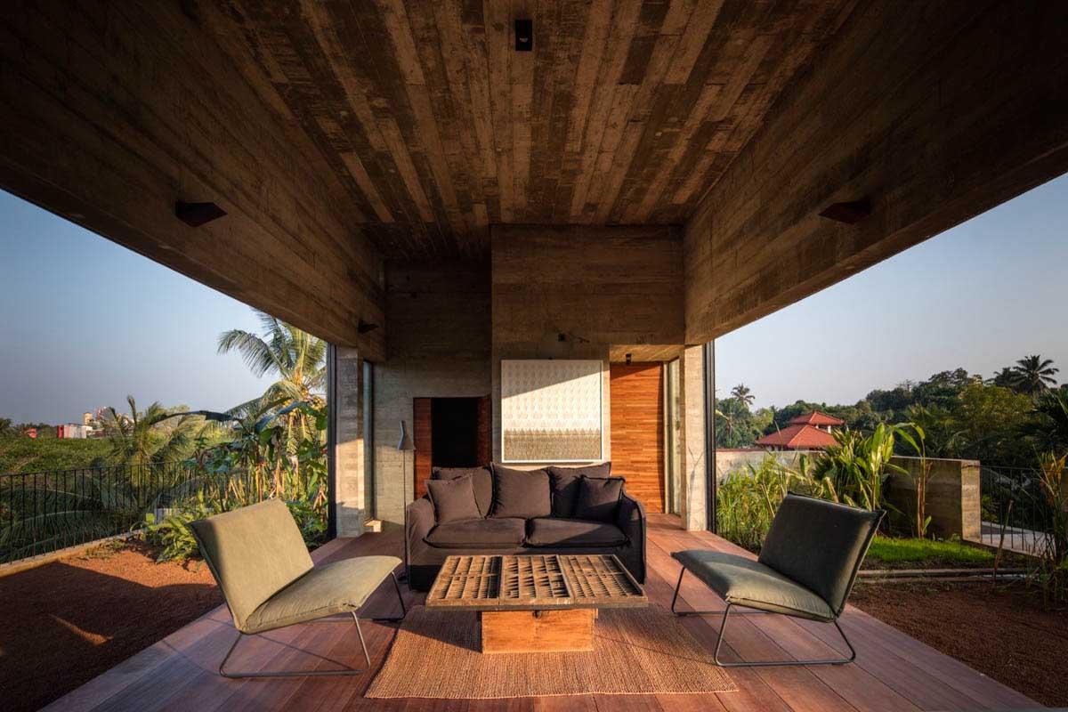 Studio Dwelling/ Palinda Kannangara Architects
