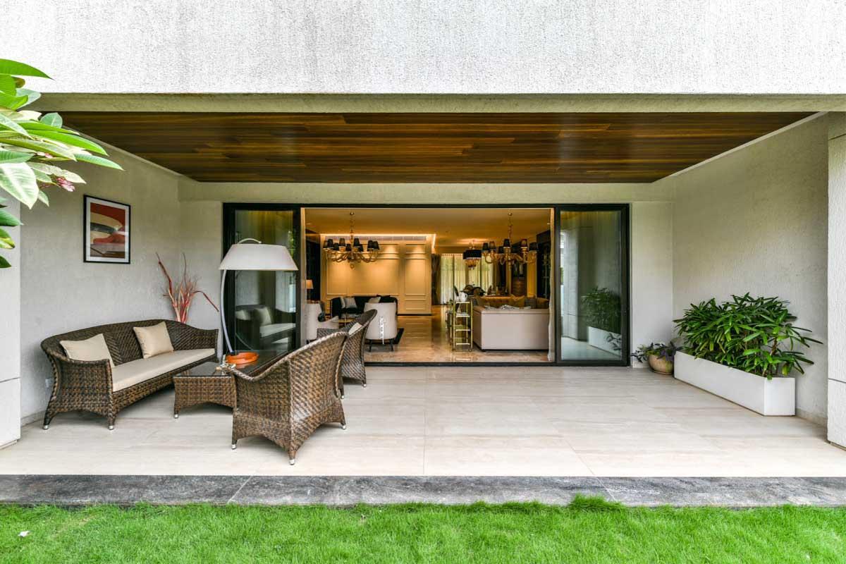 Garden Villa / AMPM Designs