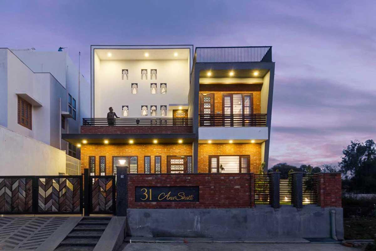 Anu Shakti Residence / Design Inc