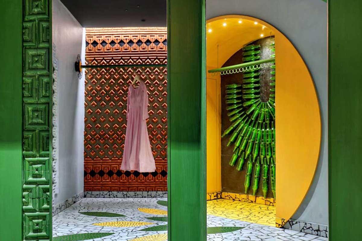 Fashion Boutique / Manoj Patel Design Studio