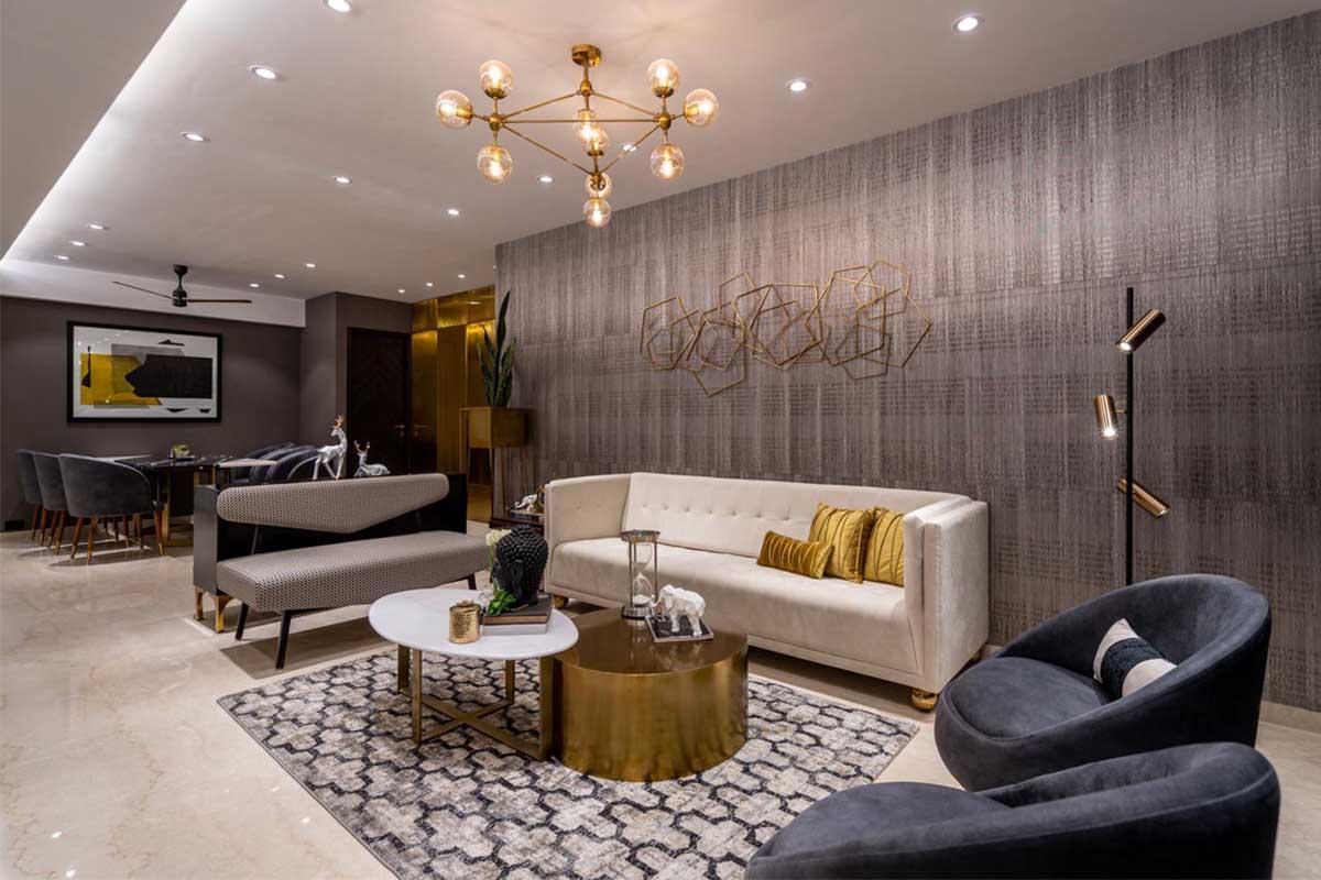 Romancing Art Deco Style / The Design Atelier