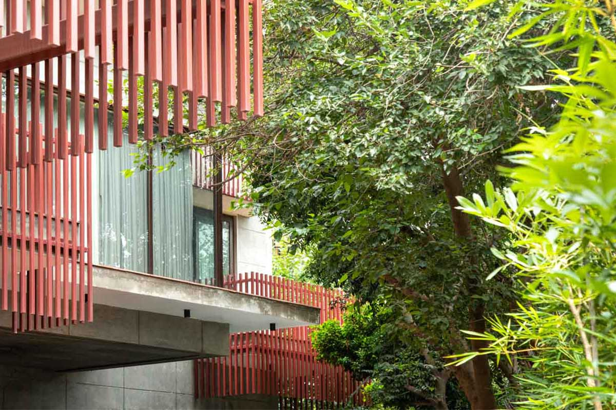 House with 49 Trees / Renesa Architects
