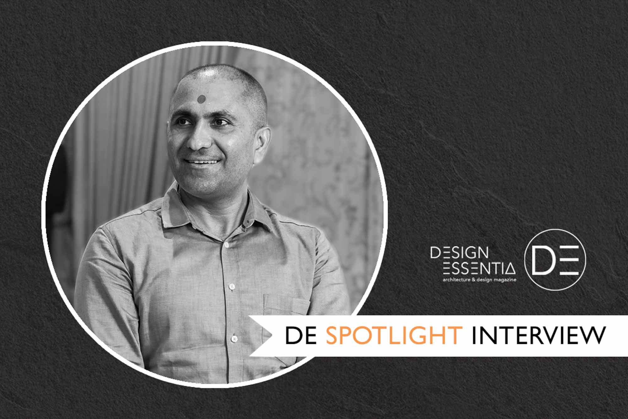 In conversation with architect Prashant Parmar