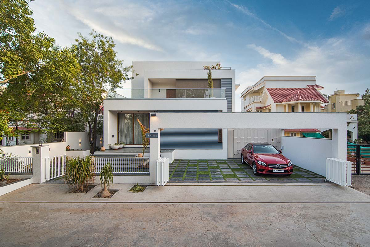 The Stacked House / Altitude Designs