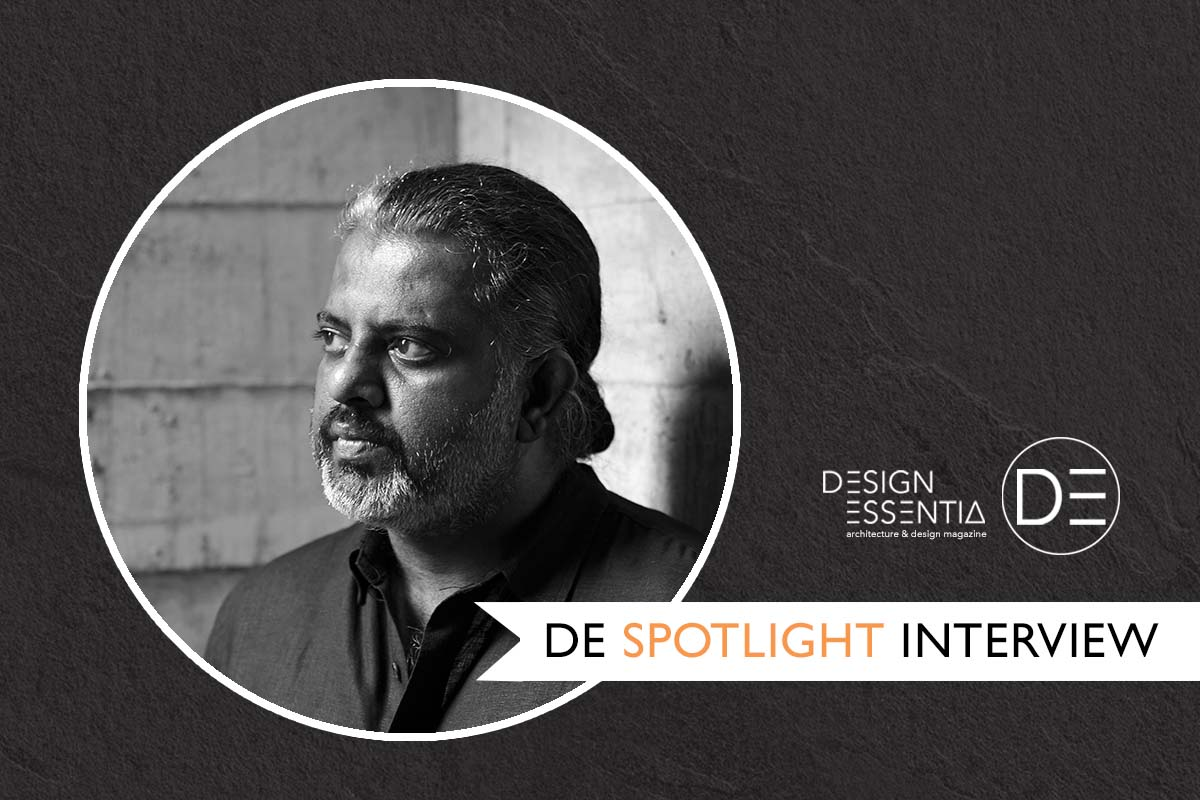 In conversation with architect Palinda Kannangara