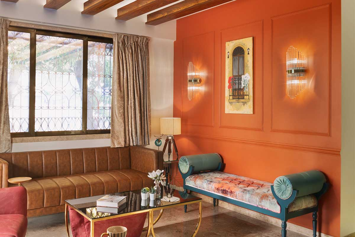 The Balmy Abode / Theta One Designs