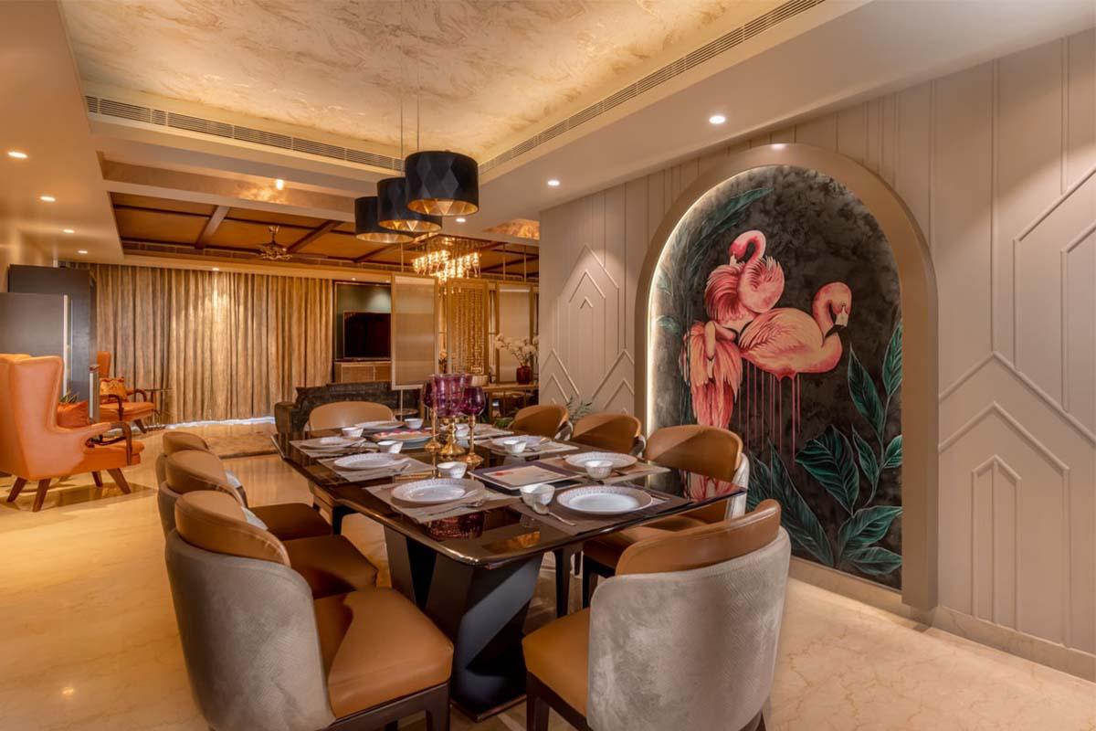 Apartment 802 Jewel of India / Studio Arid