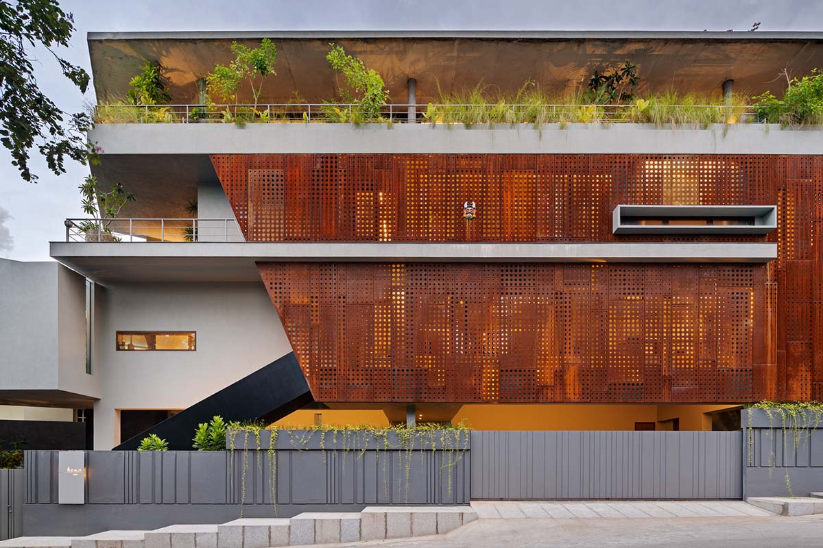 Cloaked Residence / Cadence Architects