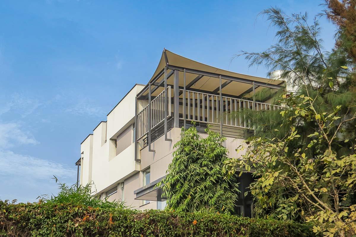 The Pavilion House / Flyingseeds Design Studio