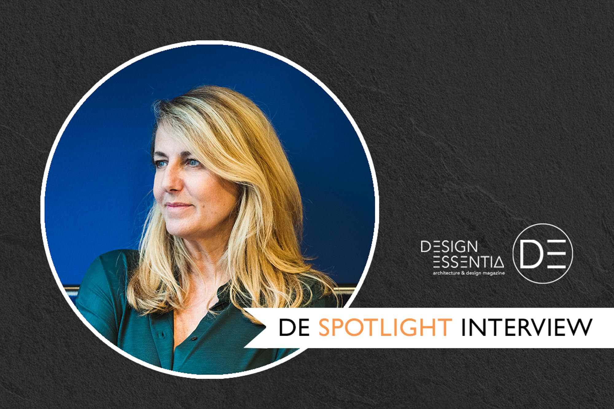 In conversation with architect Patricia Urquiola